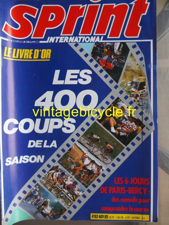 Vintage bicycle fr 77 copier 2