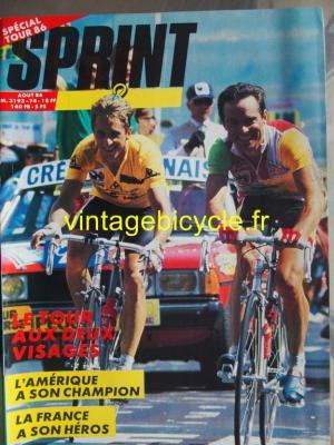 SPRINT 2000 1986 - 08 - N°74 aout 1986