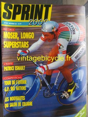 SPRINT 2000 1986 - 10 - N°76 octobre 1986