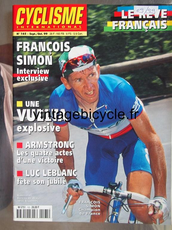 Vintage bicycle fr cyclisme international 12 copier