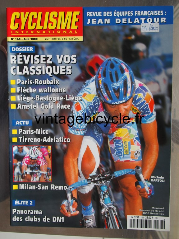 Vintage bicycle fr cyclisme international 14 copier