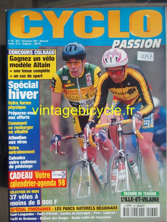 Vintage bicycle fr cyclo passion 1 copier 2