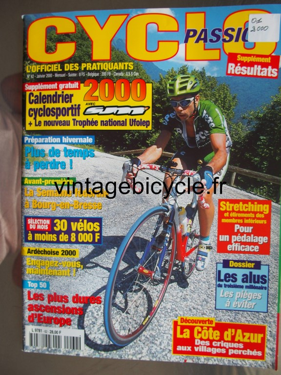 Vintage bicycle fr cyclo passion 1 copier