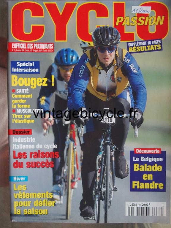 Vintage bicycle fr cyclo passion 10 copier