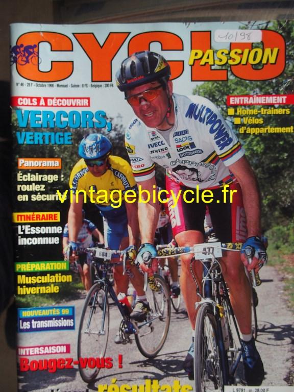 Vintage bicycle fr cyclo passion 11 copier 2