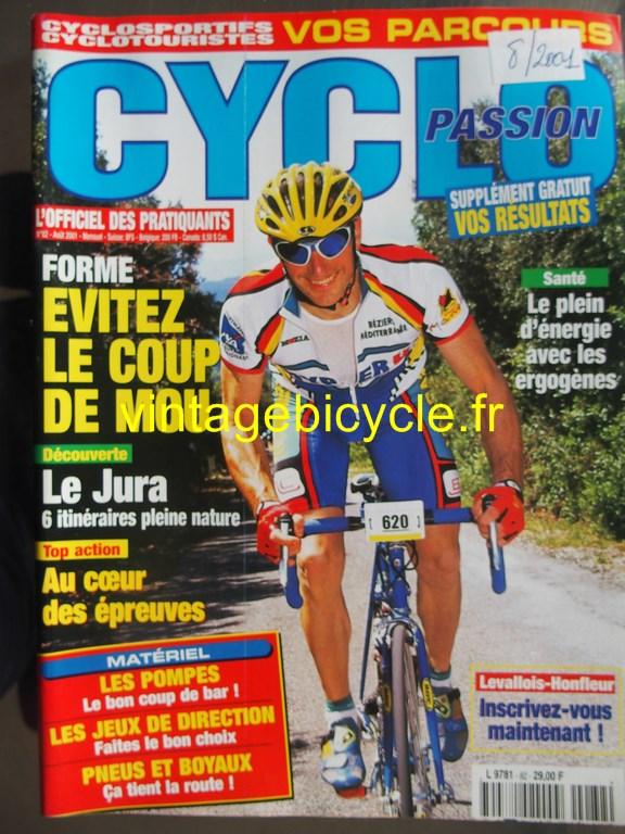 Vintage bicycle fr cyclo passion 17 copier
