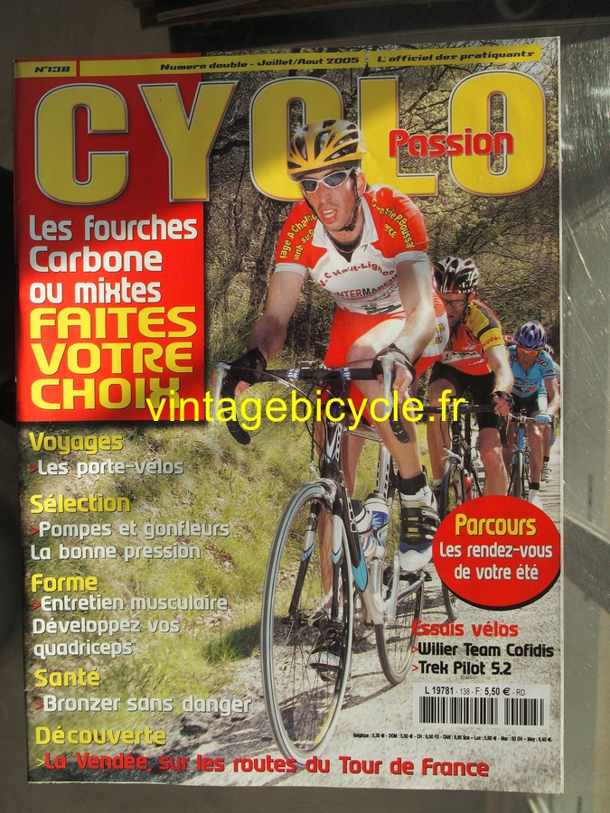 Vintage bicycle fr cyclo passion 20170222 10 copier