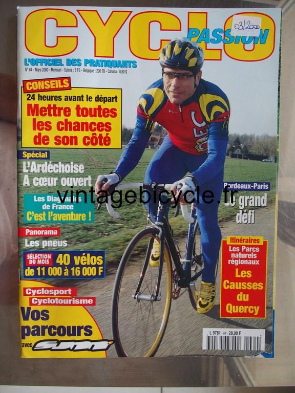 Vintage bicycle fr cyclo passion 3 copier