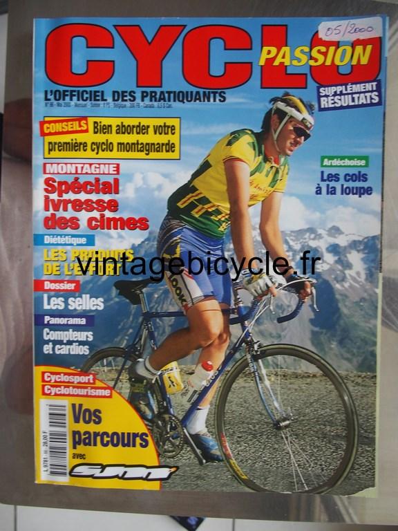 Vintage bicycle fr cyclo passion 4 copier