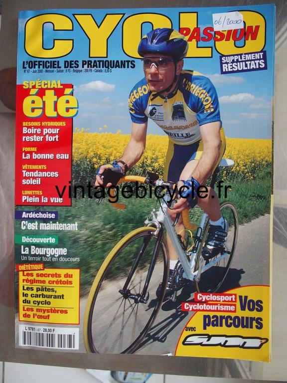 Vintage bicycle fr cyclo passion 5 copier