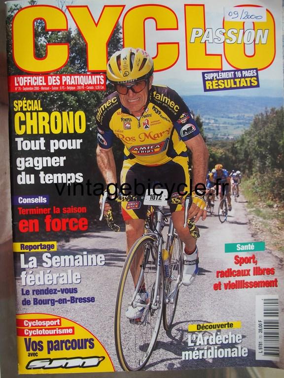 Vintage bicycle fr cyclo passion 8 copier