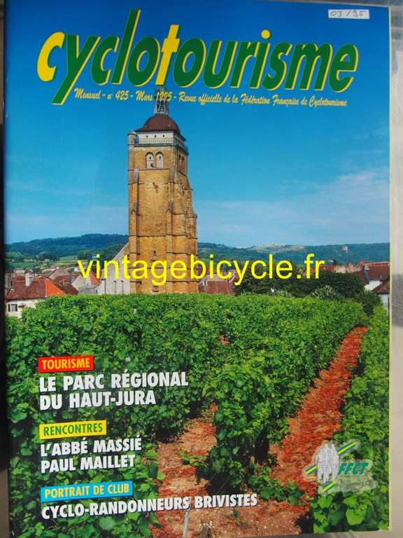 Vintage bicycle fr cyclotourisme 12 copier