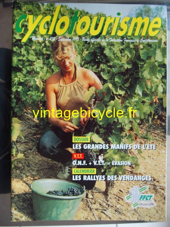 Vintage bicycle fr cyclotourisme 17 copier