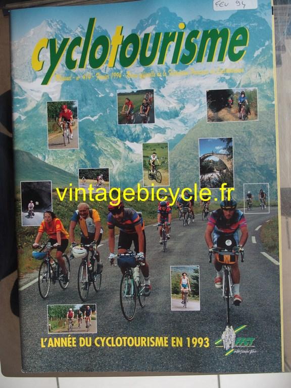 Vintage bicycle fr cyclotourisme 2 copier