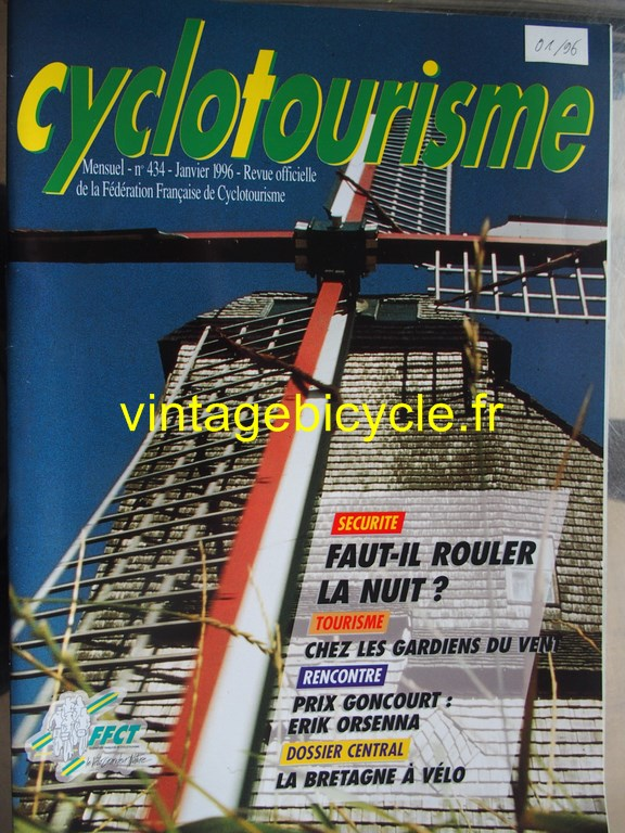 Vintage bicycle fr cyclotourisme 23 copier