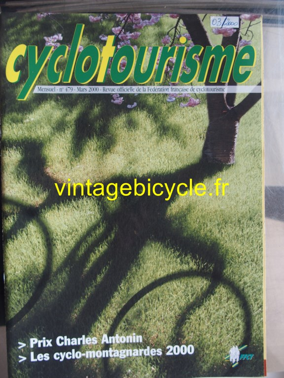 Vintage bicycle fr cyclotourisme 45 copier