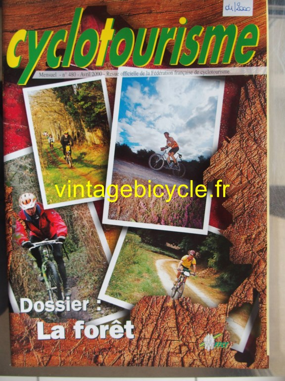 Vintage bicycle fr cyclotourisme 46 copier
