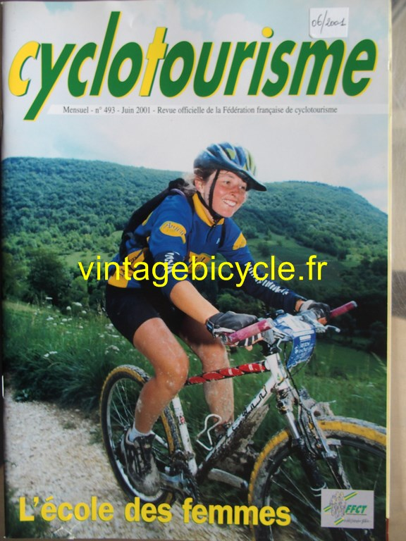 Vintage bicycle fr cyclotourisme 60 copier