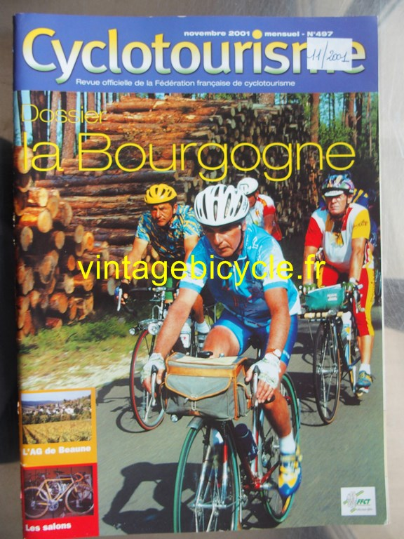 Vintage bicycle fr cyclotourisme 64 copier
