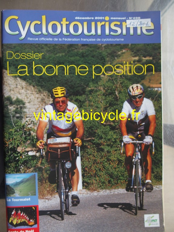 Vintage bicycle fr cyclotourisme 65 copier
