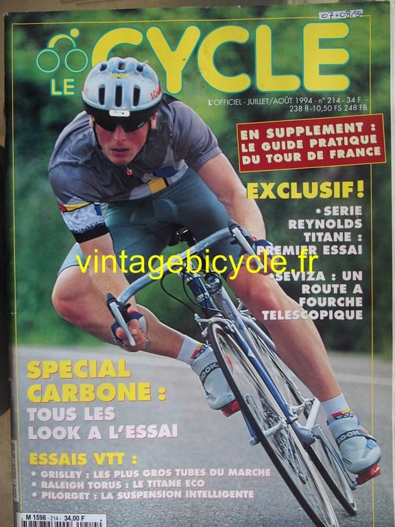 Vintage bicycle fr l officiel du cycle 18 copier