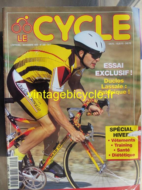 Vintage bicycle fr l officiel du cycle 2 copier