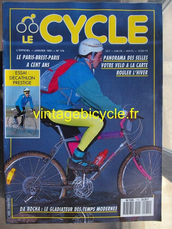 Vintage bicycle fr l officiel du cycle 31 copier