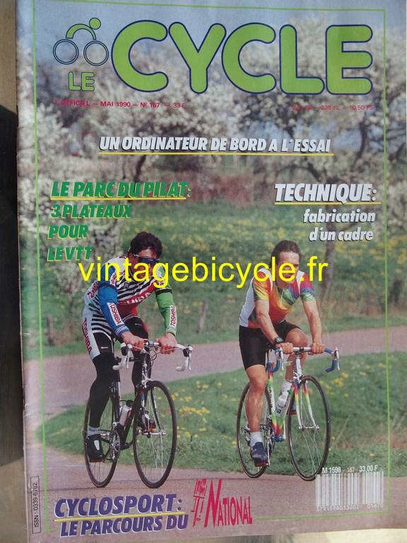 Vintage bicycle fr l officiel du cycle 38 copier
