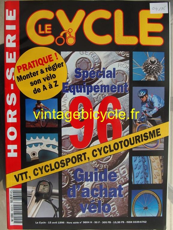 Vintage bicycle fr l officiel du cycle 80 copier