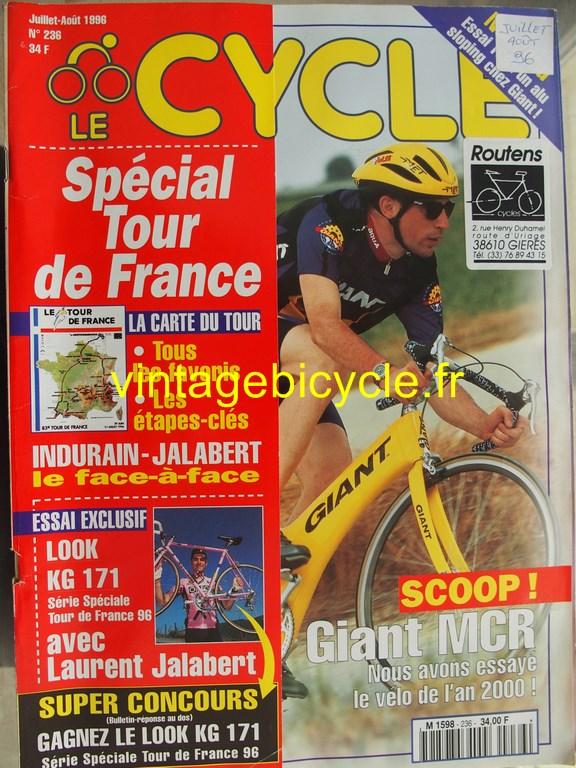 Vintage bicycle fr l officiel du cycle 83 copier