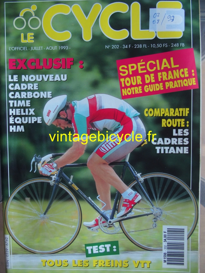 Vintage bicycle fr le cycle 20170221 5 copier