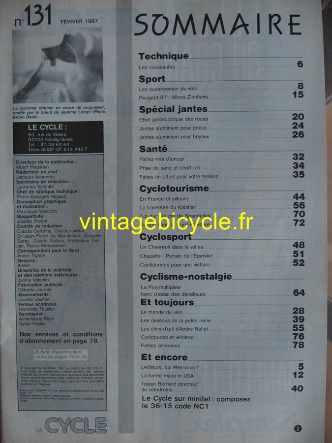 Vintage bicycle fr le cycle 20170222 4 copier