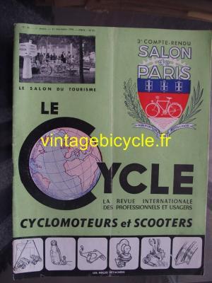 LE CYCLE 1950 - 11 - N°25 novembre 1950