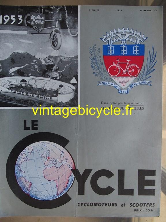 Vintage bicycle fr lecycle 100 copier