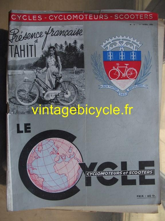 Vintage bicycle fr lecycle 105 copier