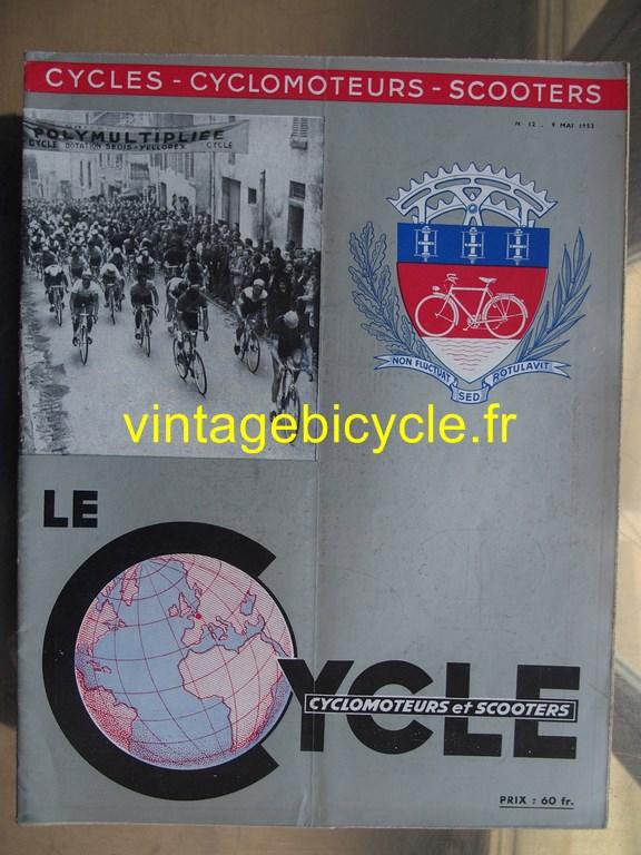 Vintage bicycle fr lecycle 107 copier