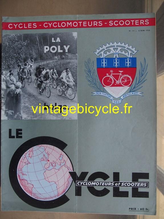 Vintage bicycle fr lecycle 109 copier