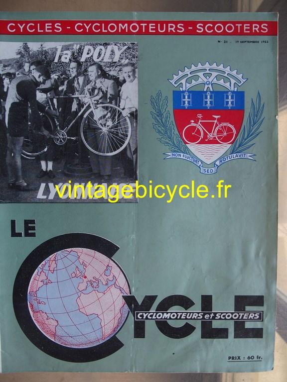 Vintage bicycle fr lecycle 116 copier
