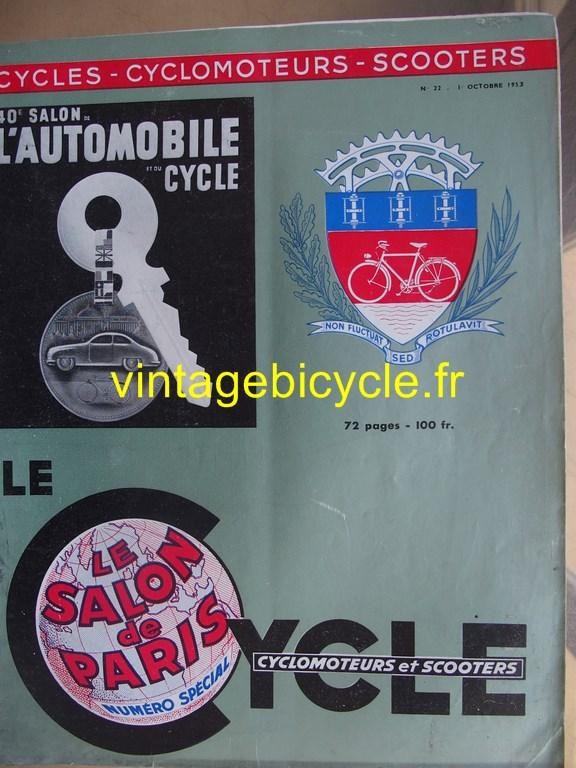 Vintage bicycle fr lecycle 117 copier