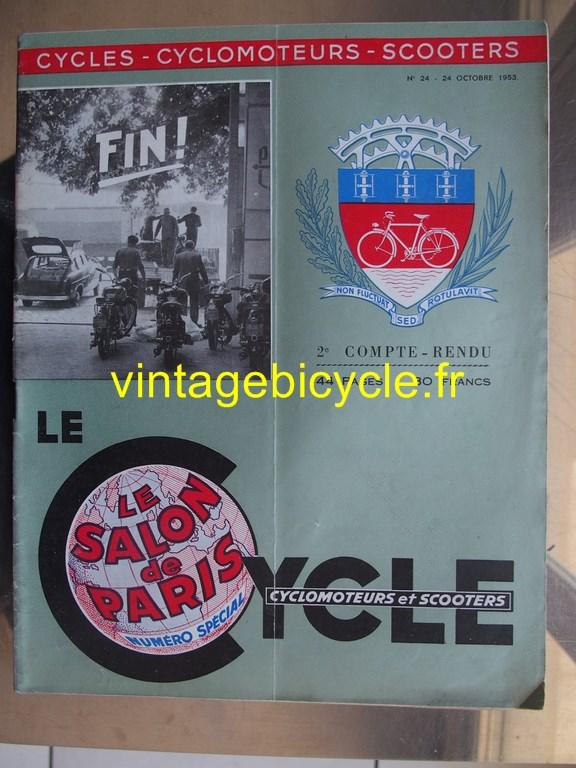 Vintage bicycle fr lecycle 120 copier