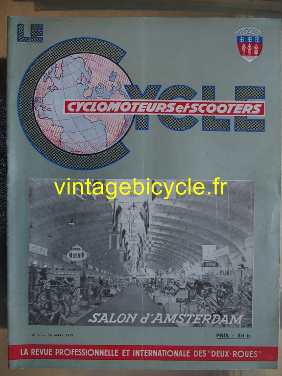 Vintage bicycle fr lecycle 22 copier