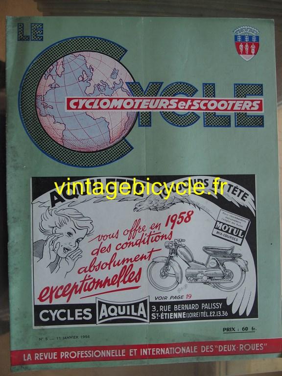 Vintage bicycle fr lecycle 4 copier