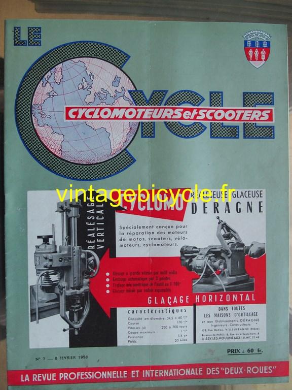 Vintage bicycle fr lecycle 6 copier