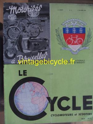 LE CYCLE 1951 - 02 - N°6 fevrier 1951