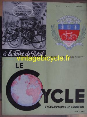 LE CYCLE 1951 - 05 - N°12 mai 1951