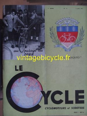 LE CYCLE 1951 - 06 - N°14 juin 1951