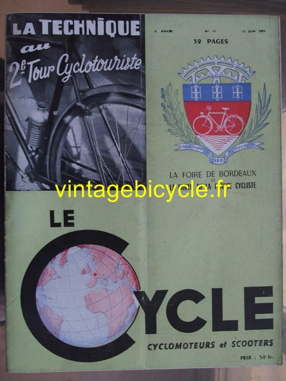Vintage bicycle fr lecycle 70 copier