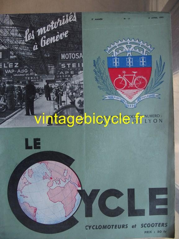 Vintage bicycle fr lecycle 87 copier