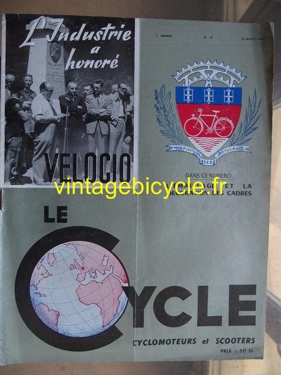 Vintage bicycle fr lecycle 95 copier