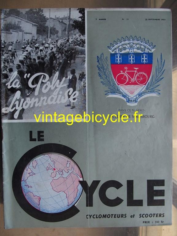 Vintage bicycle fr lecycle 97 copier